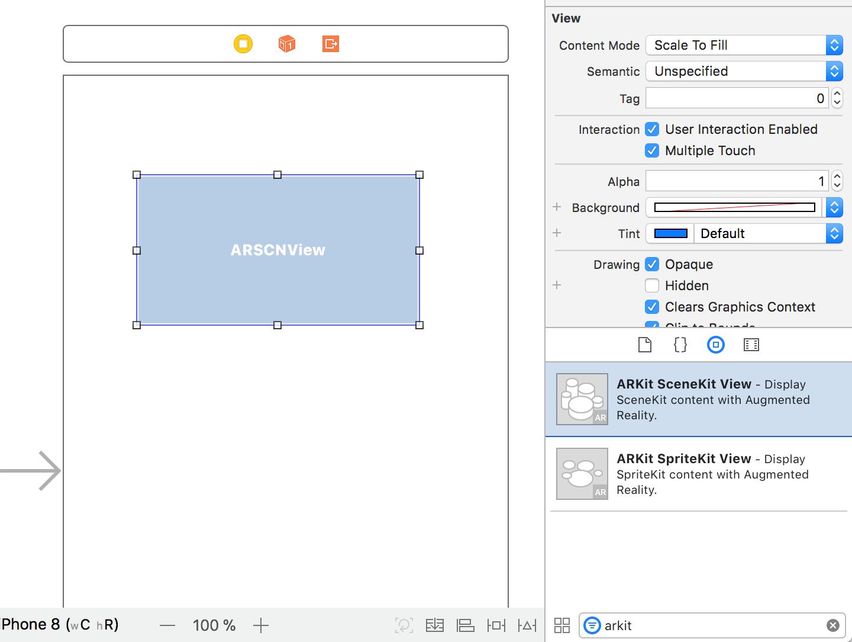 TSM - ARKit: Realitate Augmentată pe iOS